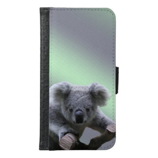 Koala Bear Samsung Galaxy S6 Wallet Case