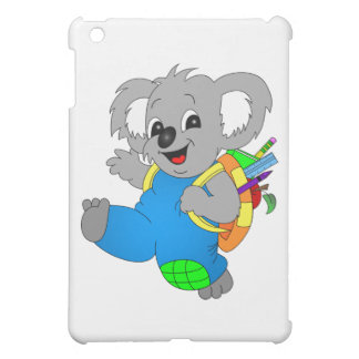 Koala Bear with backpack Cover For The iPad Mini