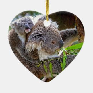 Koala Bears Aussi Outback Destiny Nature Ornaments