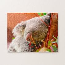 Koala Bears. Jigsaw Puzzle