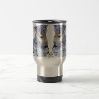 Koala Bears Love_ Travel Mug
