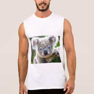Koala Bears Sleeveless Shirt