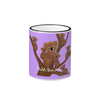 Koala Best Mom Mug