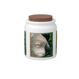 Koala Candy Jars