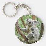 Koala de Kuddly Llaveros Personalizados