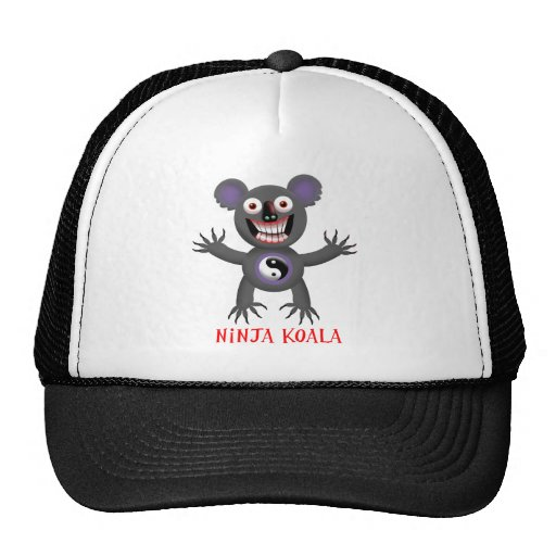 Koala de Ninja Gorro De Camionero
