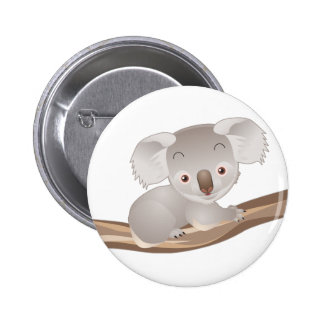 Koala del bebé pin