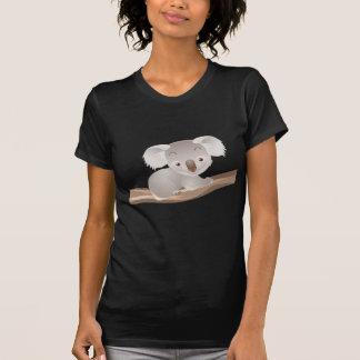 Koala del bebé camiseta