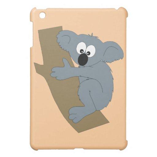 Koala del dibujo animado