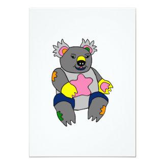 Koala del remiendo comunicados personalizados
