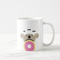 Koala Donut Diet Coffee Mug