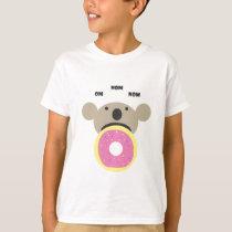 Koala Donut Diet T-Shirt