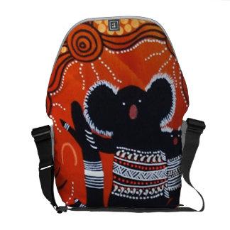 Koala Dreaming Bag Courier Bags