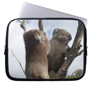 Koala Duo Laptop Computer Sleeves