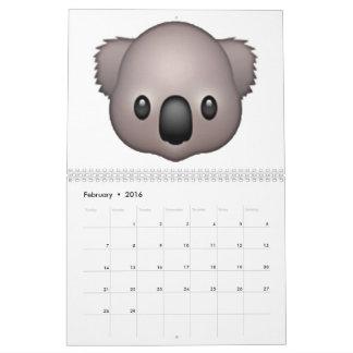 Koala - Emoji Calendar