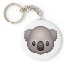 Koala - Emoji Keychain