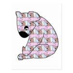 Koala en koala tarjetas postales