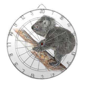 Koala en subir del perfil