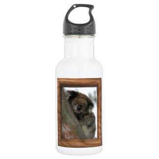 Koala - Energy Conservationist Extraordinaire! Water Bottle