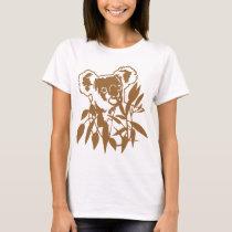 KOALA EUCALYPTUS T-Shirt