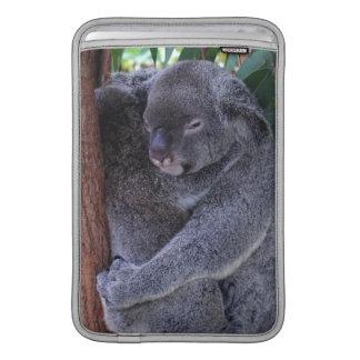 """Koala Family 11"""" Macbook Sleeve"""