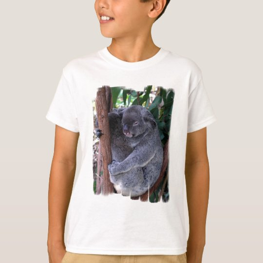 Koala Family Kid's T-Shirt