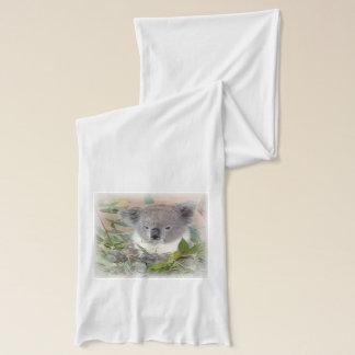 Koala Family Scarf