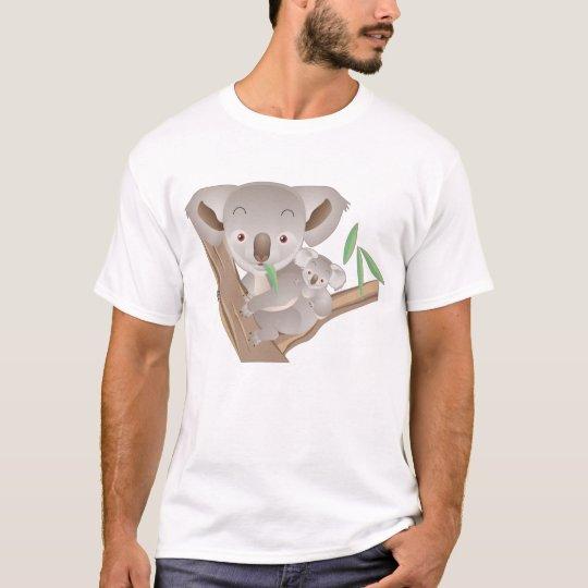 Koala Family T-Shirt
