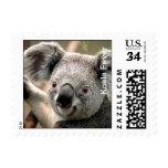 Koala Fever Postage Stamps