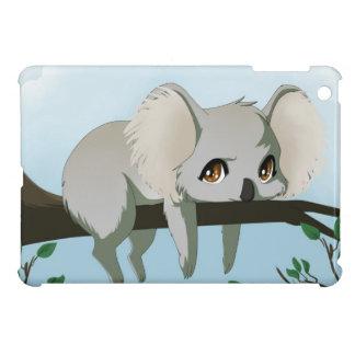 Koala gruñona iPad mini coberturas