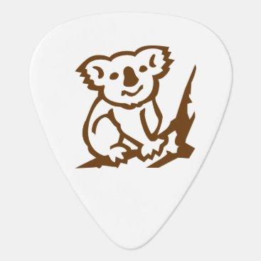 Koala Guitar Pick