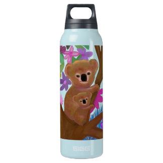 Koala Habitat Insulated Water Bottle