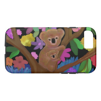 Koala Habitat iPhone 7 case