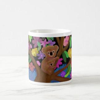 Koala Habitat Classic White Coffee Mug