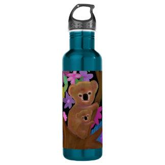 Koala Habitat Water Bottle