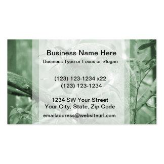 koala head down sleeping green c business card template