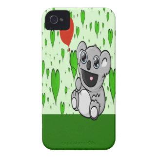 Koala Heart Balloon Case-Mate iPhone 4 Case