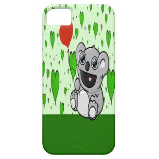 Koala Heart Balloon iPhone SE/5/5s Case