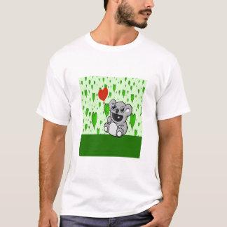 Koala Heart Balloon T-Shirt