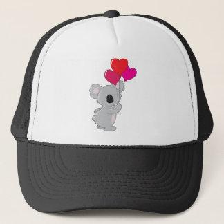 Koala Heart Balloons Trucker Hat