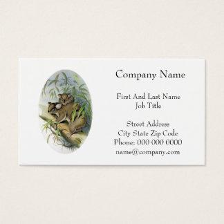 Koala Illustration Business Card