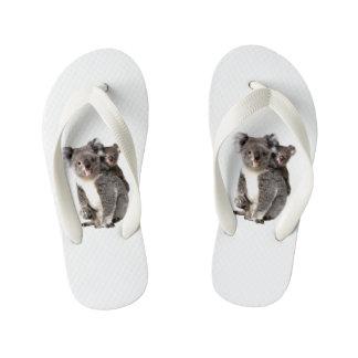 Koala image for Flip-Flops-Kids Kid's Flip Flops