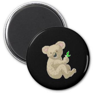 Koala Imán Redondo 5 Cm