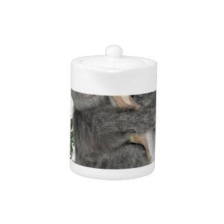 Koala in a Tree Teapot