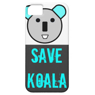 KOALA IN DANGER iPhone SE/5/5s CASE