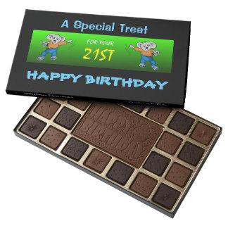 Koala in Jeans 45 Piece Assorted Chocolate Box