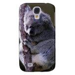 Koala in Tree iPhone 3G Case Galaxy S4 Case
