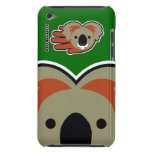 Hand shaped Koala iPod Touch case