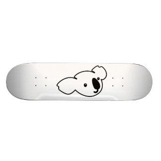 Koala Jo Logo Skateboard