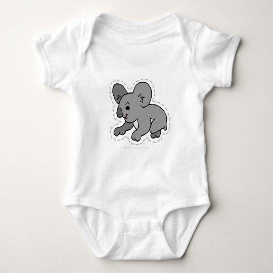 KOALA.jpg Baby Bodysuit